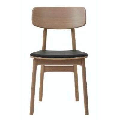 Jedálenské stoličky drevené masív