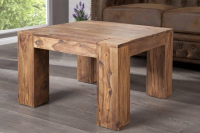 Luxusný konferenčný stolík Timber Small