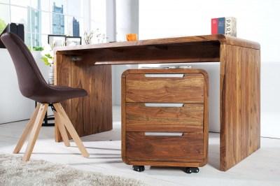 Luxusný kancelársky stôl z masívu Island