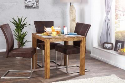 Luxusný jedálenský stôl z masívu Las Palmas 80cm