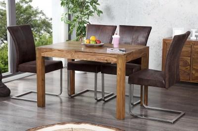 Luxusný jedálenský stôl z masívu Las Palmas 120cm