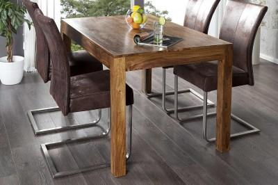 Luxusný jedálenský stôl z masívu Las Palmas 140cm
