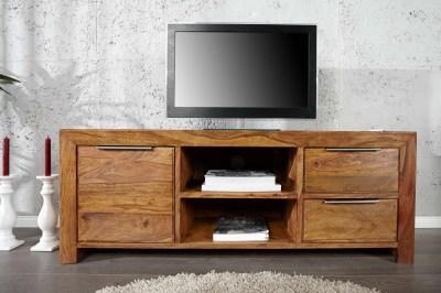 Luxusný TV stolík Las Palmas z masívu