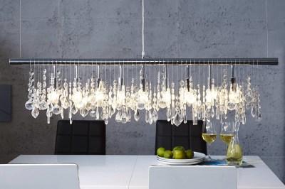 Dizajnová závesná lampa Jewels