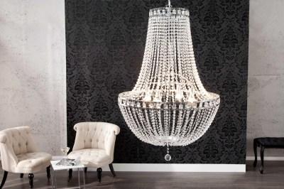 Luxusný závesný luster s kryštálmi Majesty