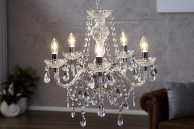 Luxusný kryštálový luster Barisimo