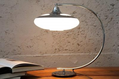 Dizajnová stolná lampa Logico