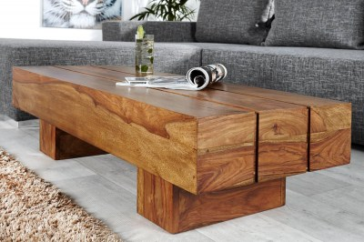 Luxusný konferenčný stolík Timber Grand