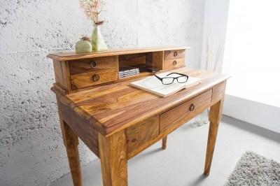 Luxusný rustikálny toaletný stôl Ernest Honey