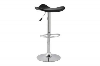 Moderná barová stolička Connor čierna