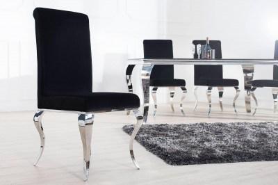 Dizajnová stolička Rococo