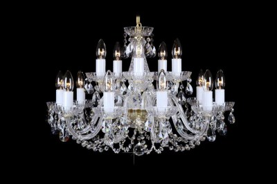 kristalovy luster bohemia