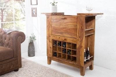 Luxusná barová skrinka Timber