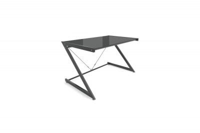 Dizajnový stôl Brik čierna/čierna