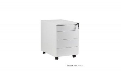 Štýlová skrinka Carmel biela