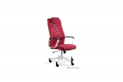Kancelárska stolička Froom červená
