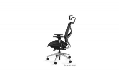 Kancelárska stolička Harry sieťovina / čierna