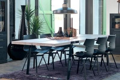 Luxusný jedálenský stôl Zora 240 cm