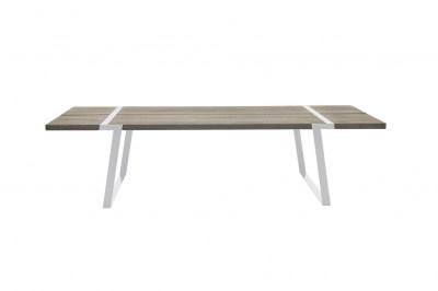 Jedálenský stôl Annie 290 cm / prírodná - biela