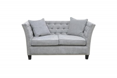 Dizajnová sedačka Colten - krémová