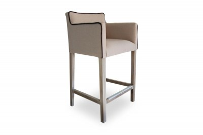 Dizajnová barová stolička Kaylin 67/97