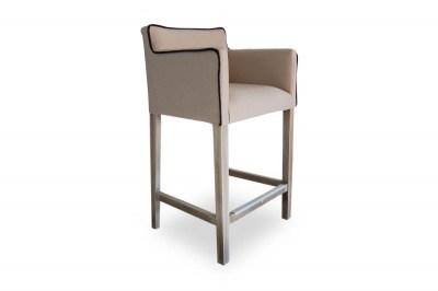 Dizajnová barová stolička Kaylin 77/107