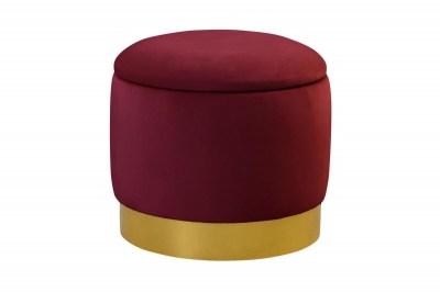 Dizajnová taburetka Skyler - rôzne farby