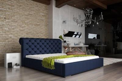 Dizajnová posteľ Myah 180 x 200 - 8 farebných prevedení