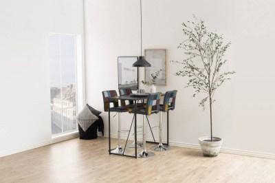 Dizajnová barová stolička Nerine, multi farebná