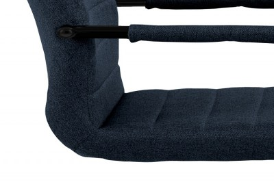 dizajnova-jedalenska-stolicka-daitaro-s-opierkami-tmavomodra-cierna-5