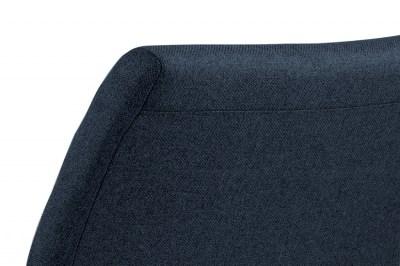 dizajnova-jedalenska-stolicka-daitaro-s-opierkami-tmavomodra-strieborna-3
