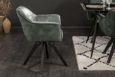 dizajnova-otocna-stolicka-giuliana-zeleny-zamat-00241