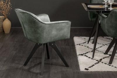 dizajnova-otocna-stolicka-giuliana-zeleny-zamat-00346