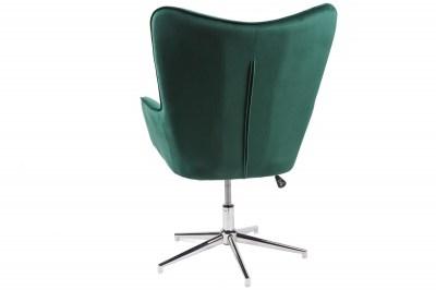 dizajnova-otocna-stolicka-joe-smaragdovozeleny-zamat-002