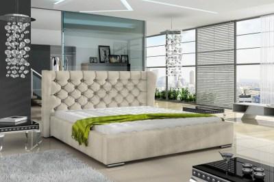 Dizajnová posteľ Elsa 160 x 200 - 9 farebných prevedení