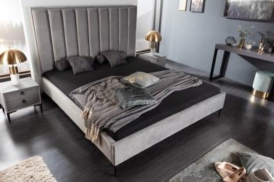 dizajnova-postel-gallia-160-x-200-cm-strieborno-siva-1
