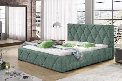 Dizajnová posteľ Kale 180 x 200 - 8 farebných prevedení