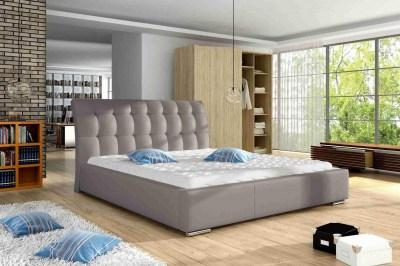 Dizajnová posteľ Noe 160 x 200 - 4 farebné prevedenia