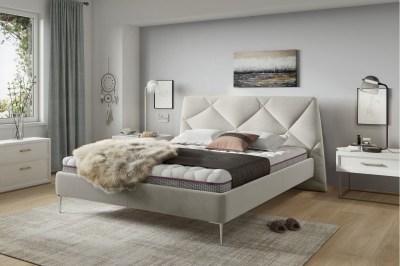 Dizajnová posteľ Sariah 160 x 200 - 6 farebných prevedení