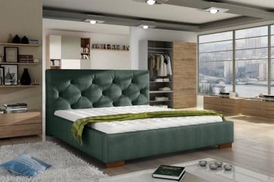 Dizajnová posteľ Selah 160 x 200 - 8 farebných prevedení
