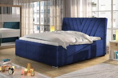 Dizajnová posteľ Terrance 160 x 200 - 7 farebných prevedení