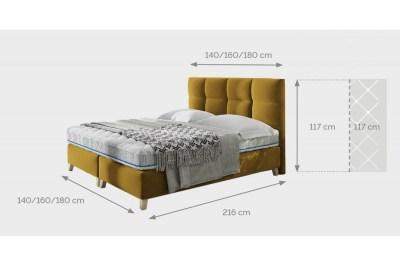 dizajnova-postel-uriah-rozmery