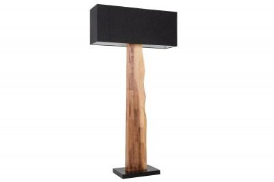 Dizajnová stojanová lampa Lorelei 162 cm čierna
