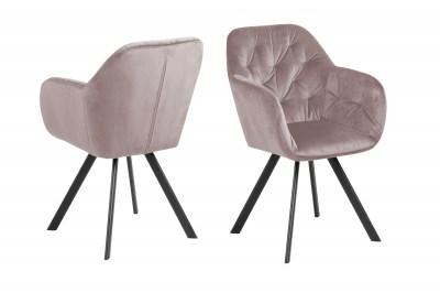 dizajnova-stolicka-aletris-ruzova1