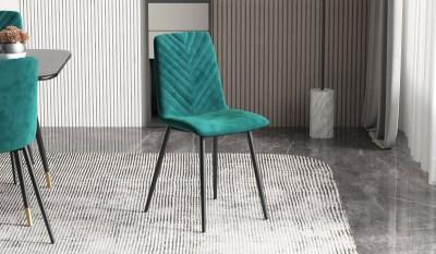 Dizajnová stolička Argentinas zelená