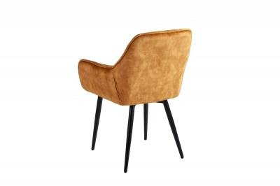 dizajnova-stolicka-garold-horcicovo-zlty-zamat-1