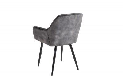 dizajnova-stolicka-garold-sivo-zeleny-zamat-1