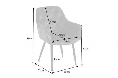 dizajnova-stolicka-garold-sivo-zeleny-zamat-3