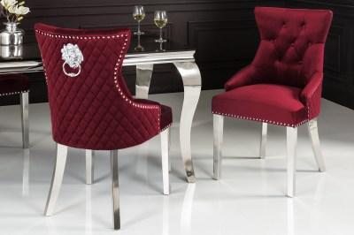 dizajnova-stolicka-queen-levia-hlava-zamat-cervena-1