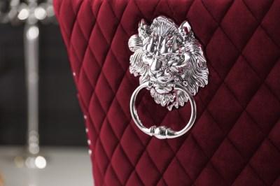 dizajnova-stolicka-queen-levia-hlava-zamat-cervena-2